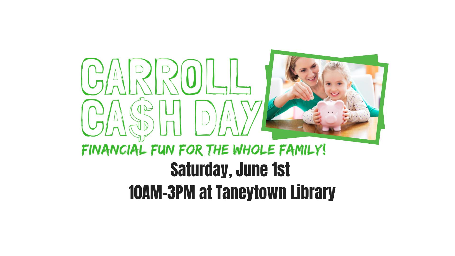 Carroll CA$H Day