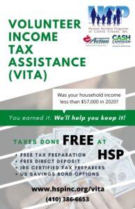 Volunteer Income Tax Assistance (VITA)
