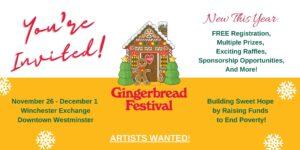 Gingerbread Flyer